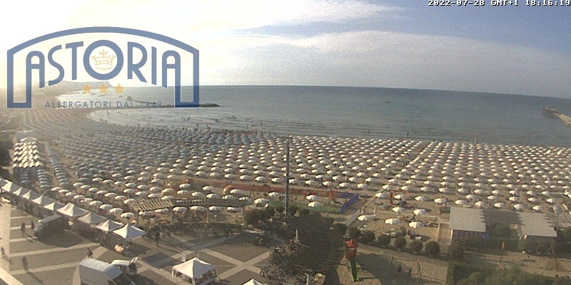 Webcam Lido Fano